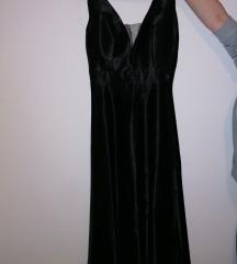 Crna haljina za maturalnu