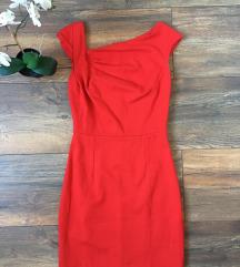 Mango suit crvena haljina