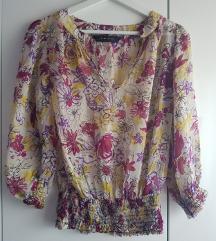 Bluza 100% svila - Zara 🌸