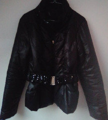 Crna zimska jakna svečana 36 MOTIVI