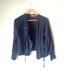 Stradivarius plava jaknica