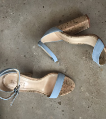 Schutz predivne sandale u besprijekornom stanju:)