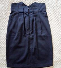 Orsay suknja, tamno plava