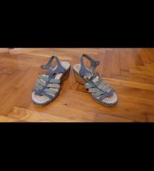 Ljetne sandale cipele