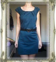 Zelena haljina, vel. S (36)