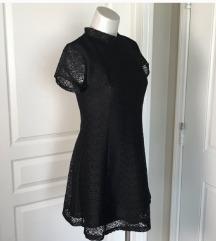 Zara crna kratka haljina - snizeno
