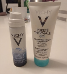 Vichy lot mlijeko i termalna voda