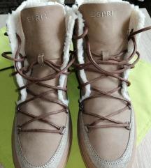 ESPRIT zimske čizme vel 40,sa vunom