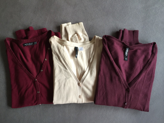 LOT majica/vesta XS