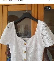 ABERCOMBIE FITCH 🌼 nova ljetna bijela haljina