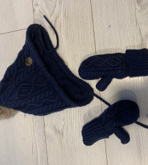 H&M kapa i rukavice