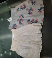 HM suknje za cure vel.134/140