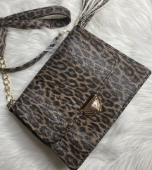 Cocopat leopard print torba