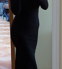 Duga svecana nova haljina