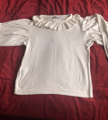 Mango majica sa puf rukavima