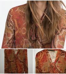 Zara bluza nova 🌺