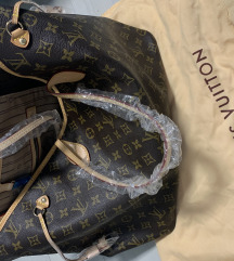 Louis Vuitton Neverfull torba