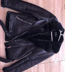 Aviator crna jakna