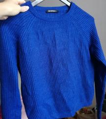 Plavi džemper