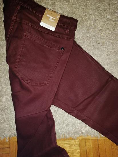 Waxed hlače, L vel. OVS