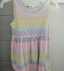 Lot haljina H&M 98/104