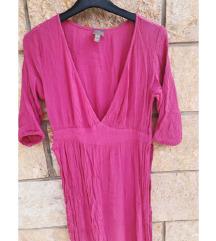 ASOS Maxi haljina za plažu sa prorezima  - NOVO
