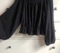 H&M crna majica/bluzica