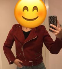 Zara jakna od brušene