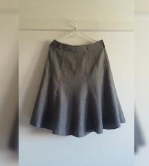 Steilmann kao nova midi suknja, 100% lan