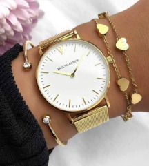 rucni sat zlatni