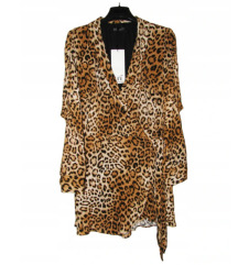NOVO Zara kombinezon leopard uzorak
