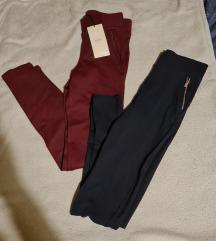 etiketa LOT BERSKA nove leggings xxs/xs