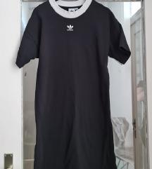 Adidas crna haljina