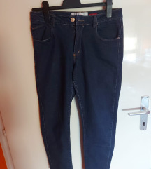 Plave jeans hlače