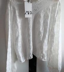 Zara dolcevita majica bluza