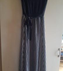 Prugasta haljina