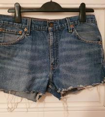 Kratke traper hlače L