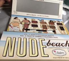 Nova paleta Nude beach