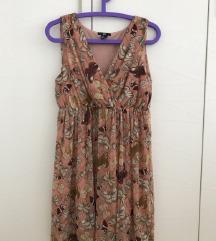 H&M nova roza haljina