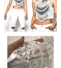 H&M Coachella majica