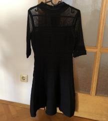 MORGAN original crna haljina