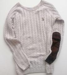 US Polo pulover vesta