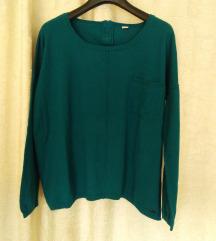 S. Oliver široki pulover
