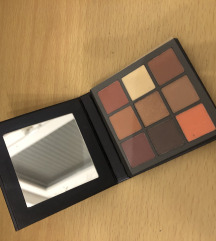 Huda beauty obsessions  warm brown