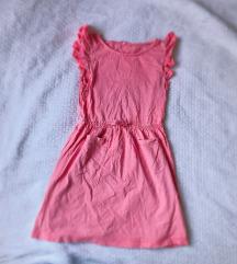 H&M ljetna haljinica 122/128