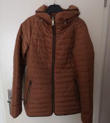 Smeđa jakna