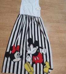 Mickey Mouse haljina - univerzalna veličina