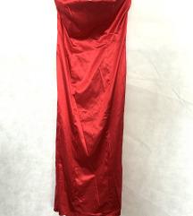 Crvena duga haljina Miss Selfridge
