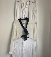 LOT 👚 3x kosulja/bluza