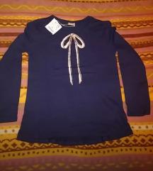 Zara majica vel 140 novo s etiketom